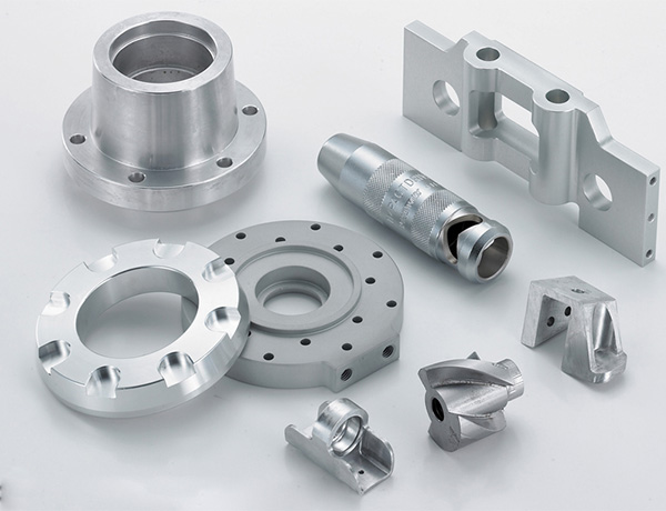 precision_cnc_machining Components