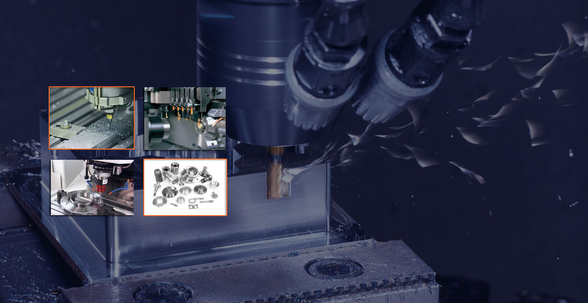 Precision Manufacturing Solutions